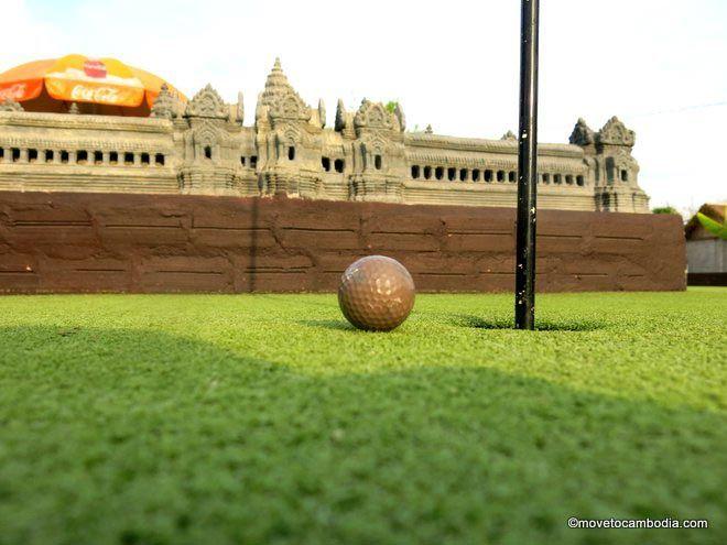 Angkor Wat Putt Ta Prohm
