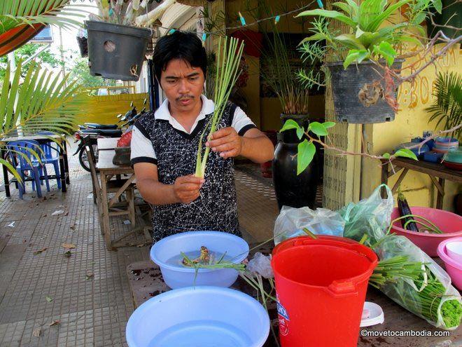 Battambang cooking class