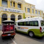 Cambodia Post VIP Van Phnom Penh