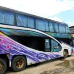 Casino buses Aranyaprathet border