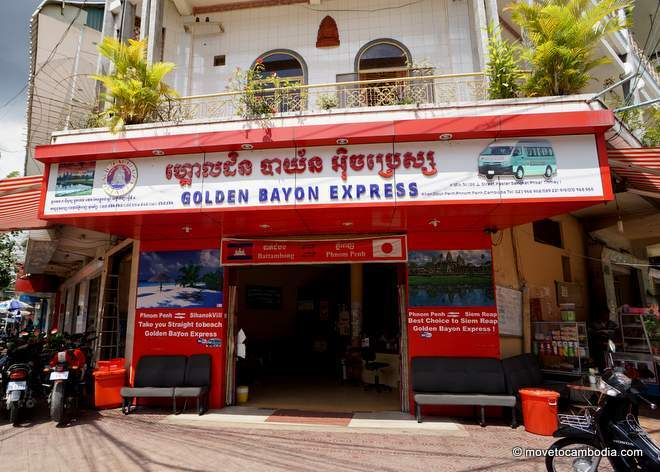 Golden Bayon Express Phnom Penh