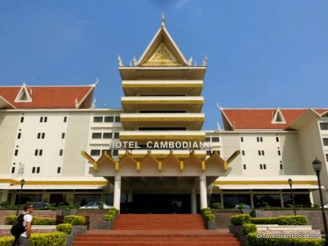 Hotel Cambodiana Phnom Penh