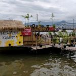 Kampot river cruise boat