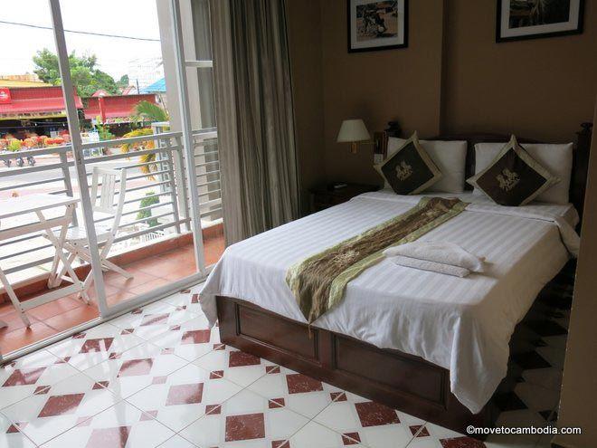 Nice Beach Hotel Sihanoukville