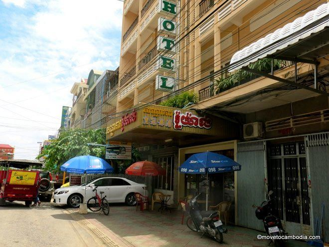 Royal Hotel Battambang