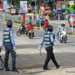 Sihanoukville traffic police