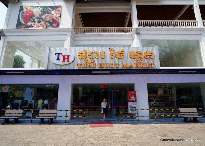 Thai Huot, Siem Reap
