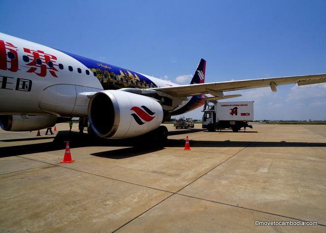 Bassaka Air A320