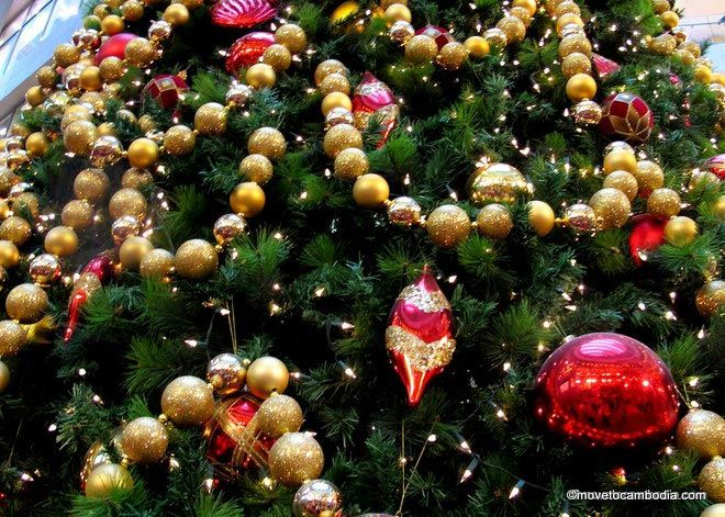 Christian Christmas Phnom Penh