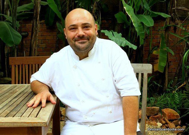 Chef Joannes Riviere