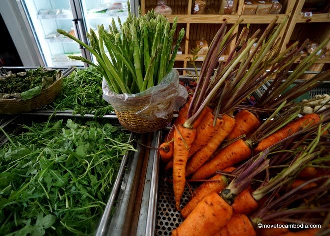 Phnom Penh organics
