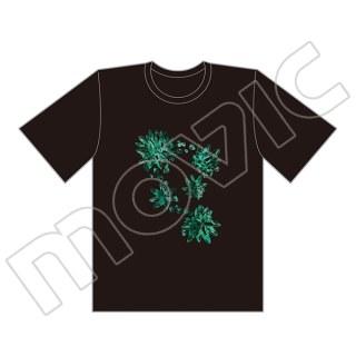 蒼穹のファフナーEXODUS 同化現象Tシャツ-ブラック-