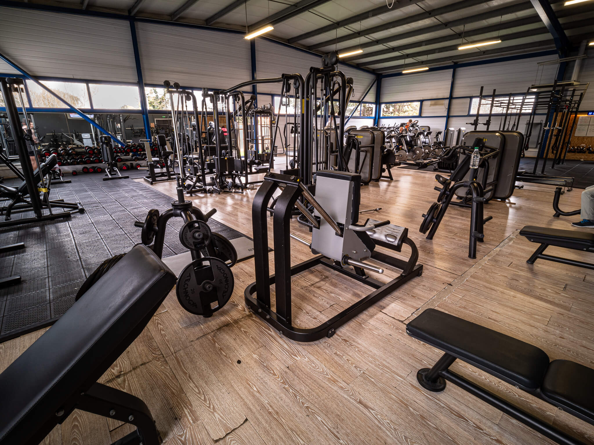 musculation fitness cours collectifs