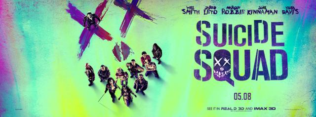 Suicide Squad movie review