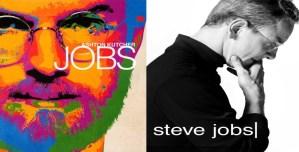 JOBS VS. STEVE JOBS