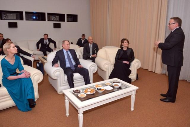 Shkirando and Putin