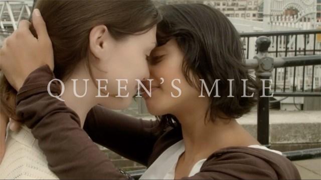 Martin Delaney - Queen's Mile