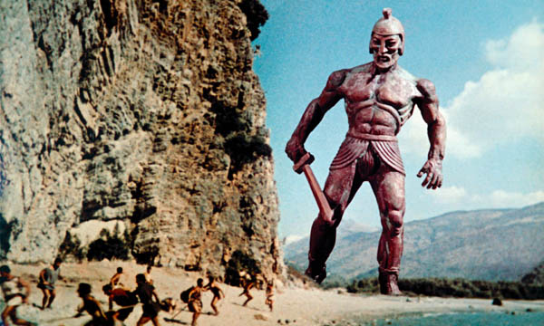 Jason and the Argonauts movie review