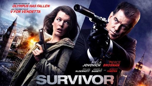 Survivor movie review