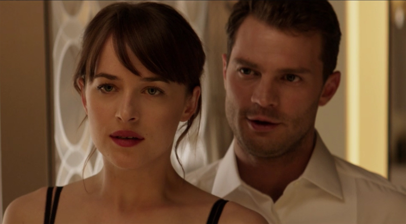 Fifty Shades Darker Unrated 4K Blu-ray Edition