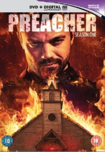 Preacher: Season One DVD