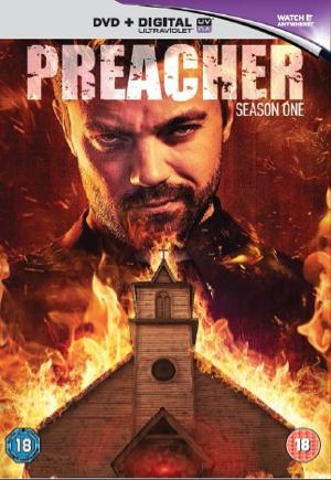 Preacher: Season One DVD