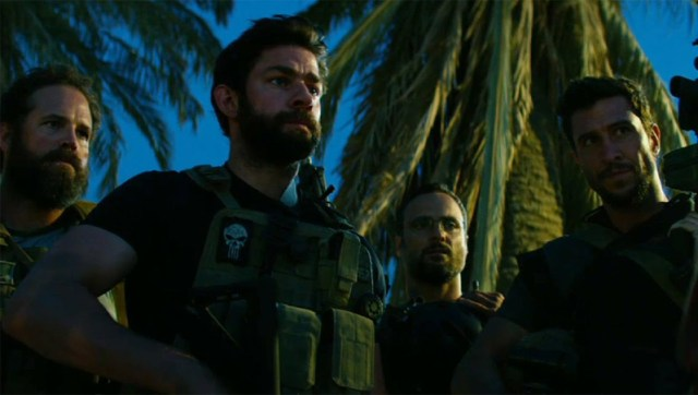 13 Hours movie review