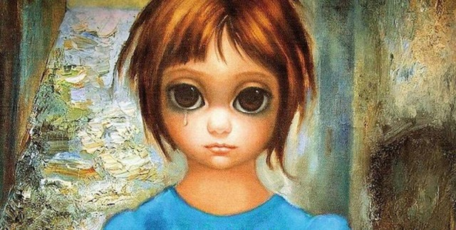 Big Eyes movie review