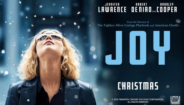 Joy movie review