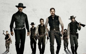 The Magnificent Seven movie review