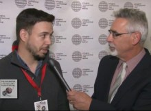 AIFF OPENING NIGHT - An Interview with Esteban Arguello