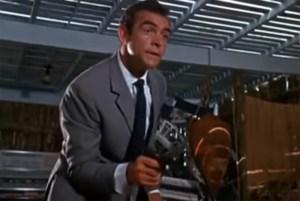 James Bond Dr No trailer