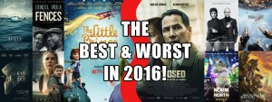 best and worst films of 2016