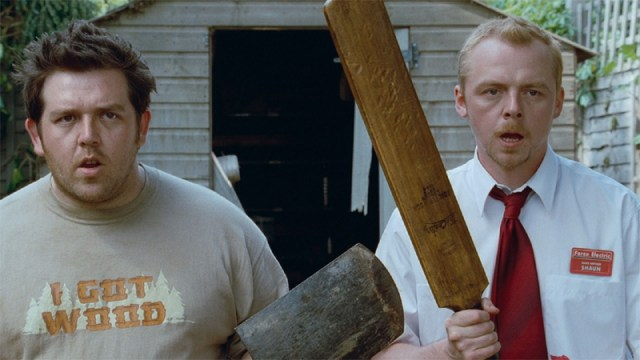 Shaun of The Dead movie review