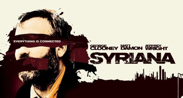 Syriana movie review