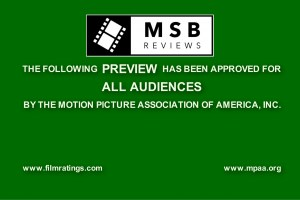 #MSBTHOUGHTSON: TRAILERS