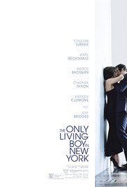 the only living boy living in new york movie review