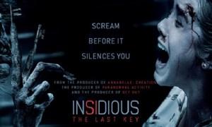 Insidious the Last Key Featured