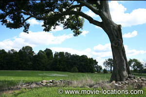 The Shawshank Redemption filming location: Pleasant Valley Road, Mansfield, Ohio
