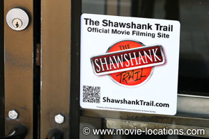 The Shawshank Redemption filming location: Mansfield, Ohio