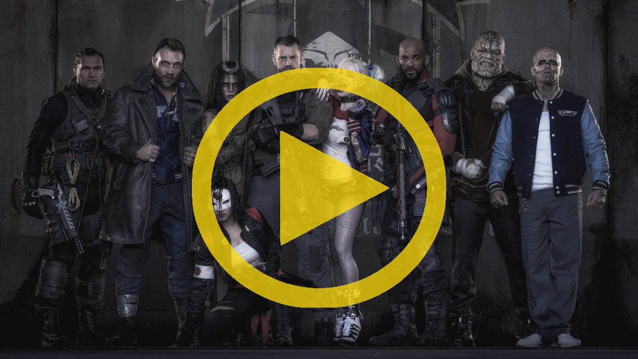 Suicide Squad 2016 Official HD Trailer