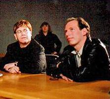 Elton John and Hans Zimmer