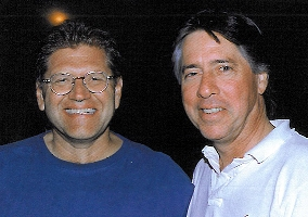 Robert Zemeckis and Alan Silvestri