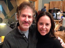 James Horner and Patricia Riggen