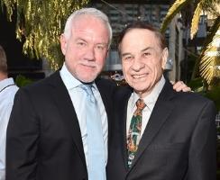 John Debney and Richard Sherman