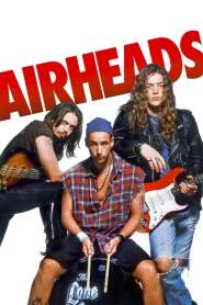 มนต์ร็อคหัวโจกตัวแสบ Airheads (1994)