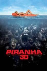 ปิรันย่า กัดแหลกแหวกทะลุ Piranha 3D (2010)
