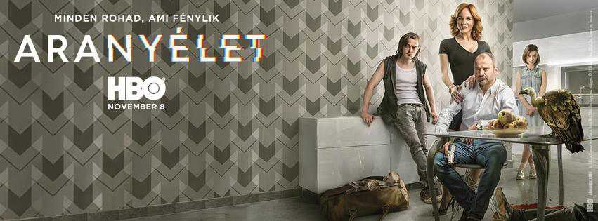 Aranyélet facebook cover