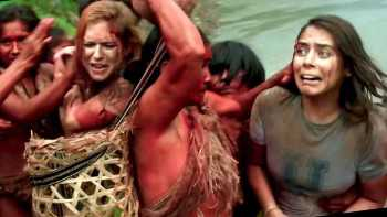 The Green Inferno kritika