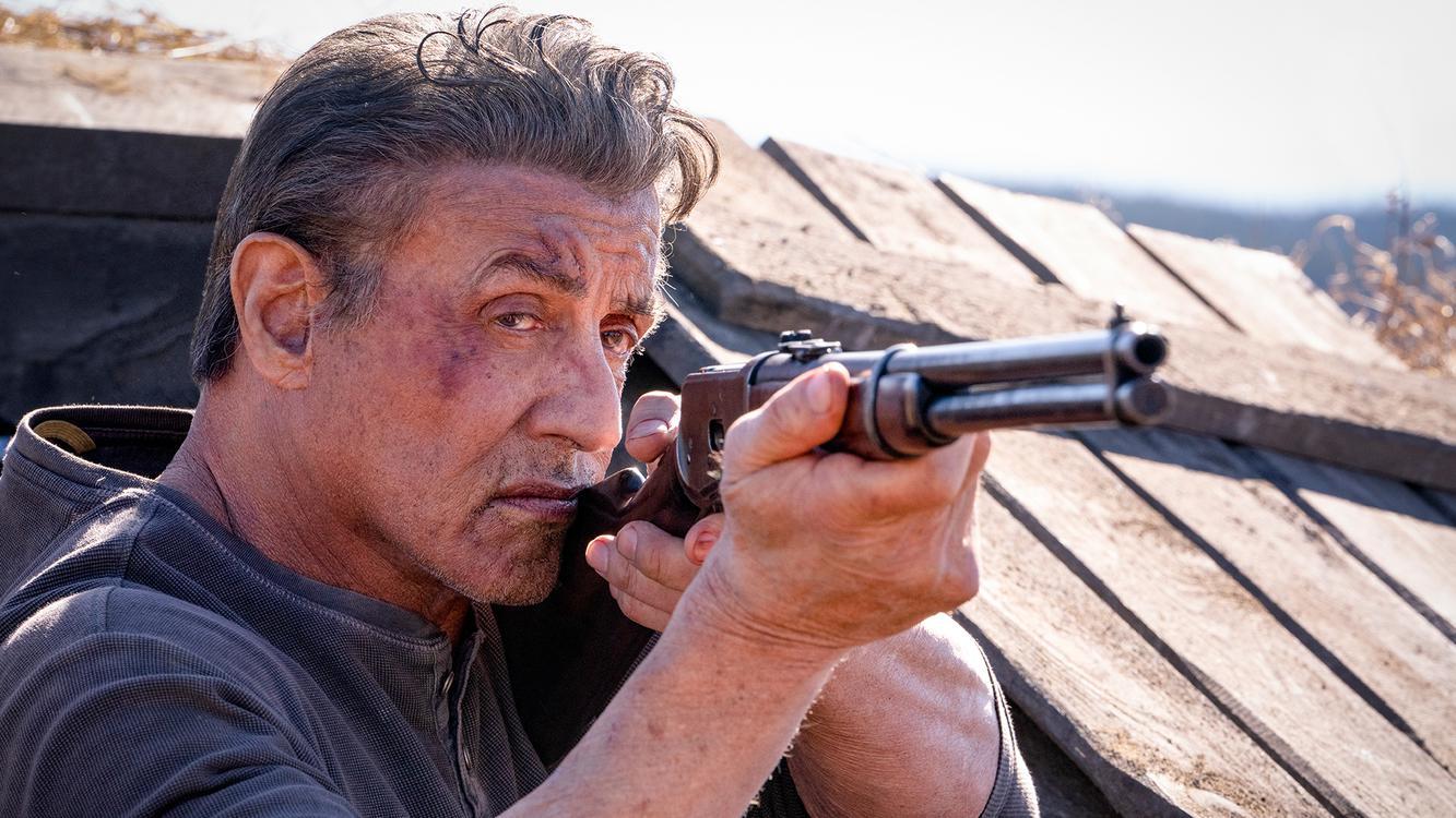 Vrijkaartenactie Rambo Last Blood (Nu in de bioscoop)